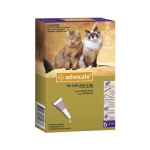 ADVOCATE® CAT preko 4kg