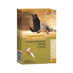 ADVOCATE® CAT do 4kg