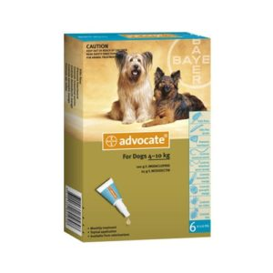 Advocate Dog 4-10kg