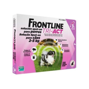 FRONTLINE TRI-ACT XS 2-5kg