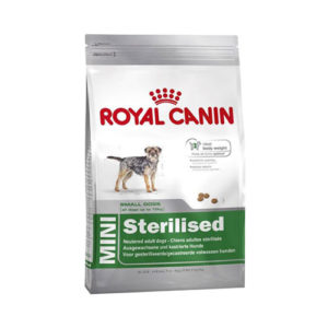 ROYAL CANIN SHN MINI STERILISED 2kg