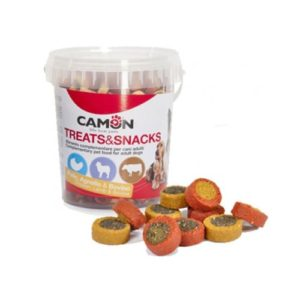 TREATS & SNACKS POSLASTICE 500g