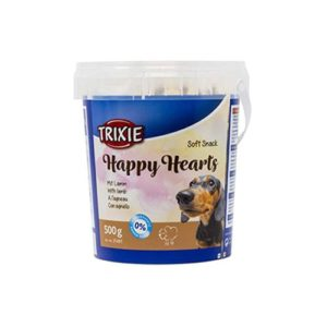 TRIXIE SOFT SNACK HAPPY HEARTS POSLASTICE 500g